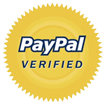 PayPal verified!